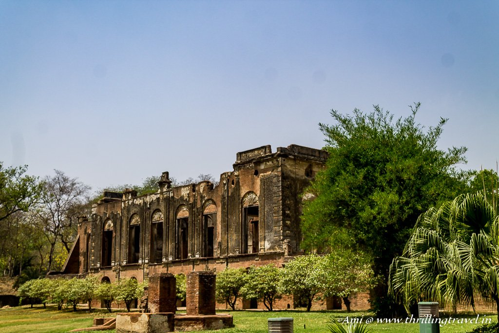 The Residency Lucknow - A chapter on Independence