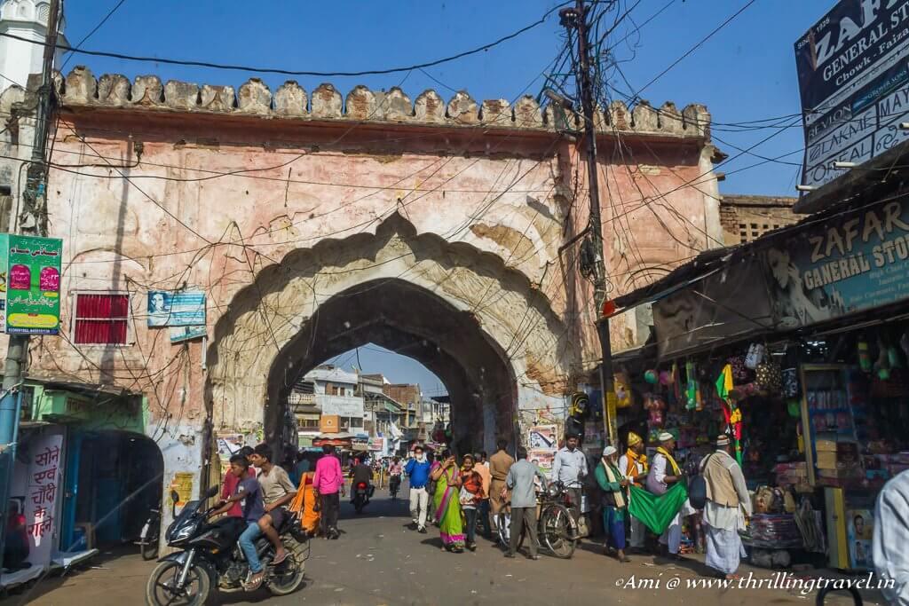 Faizabad in Uttar Pradesh
