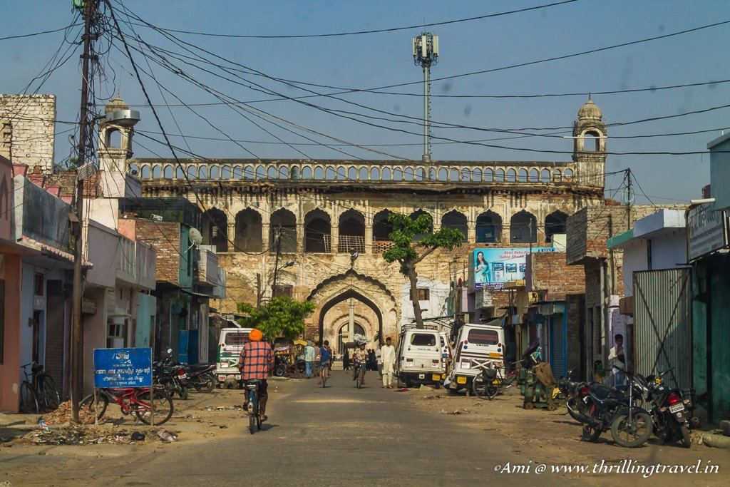 Faizabad in current times
