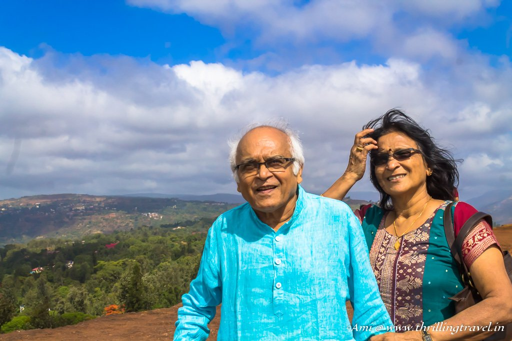 Travel Flashback 2017 with my parents in Panchgani