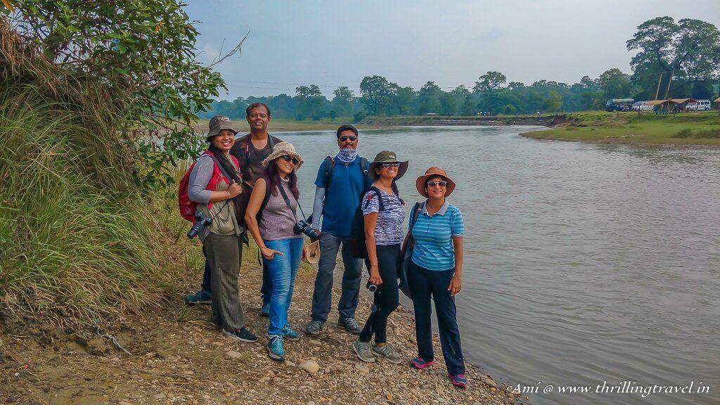 Travel Flashback 2017 - In Nepal with Abhinav, Swati, Divsi, Dipanshu and Ragini