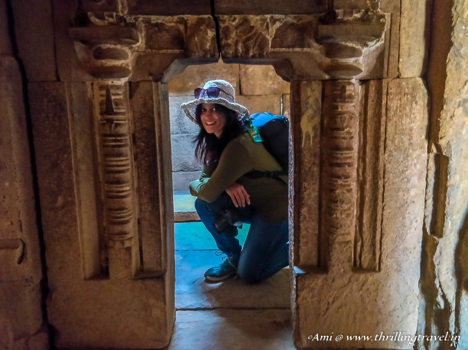 Travel Flashback 2017: Back to playing Indiana in Badami
