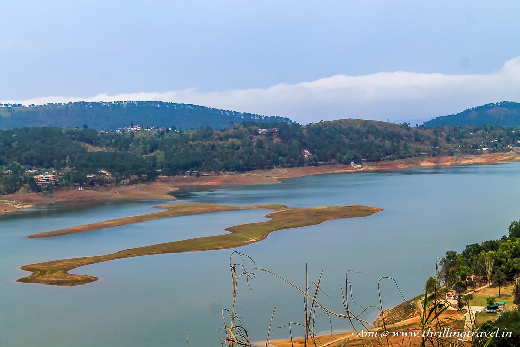 Umiam Lake or Barapani in Shillong