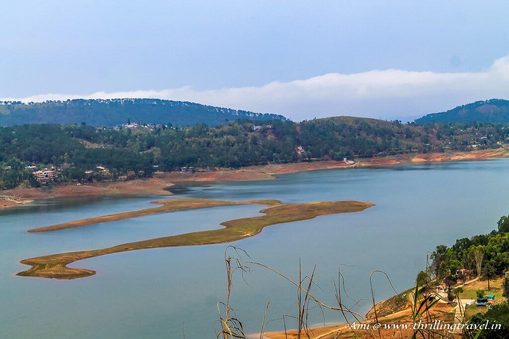 Umiam Lake or Barapani in Shillong