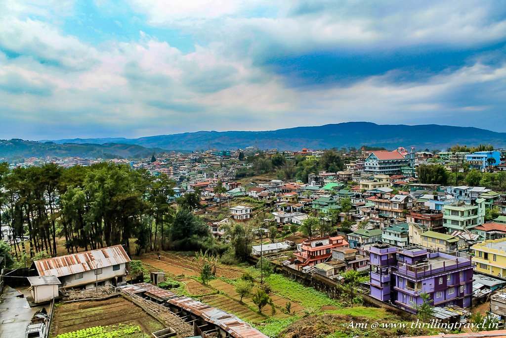 The charming hill station capital of Meghalaya - Shillong