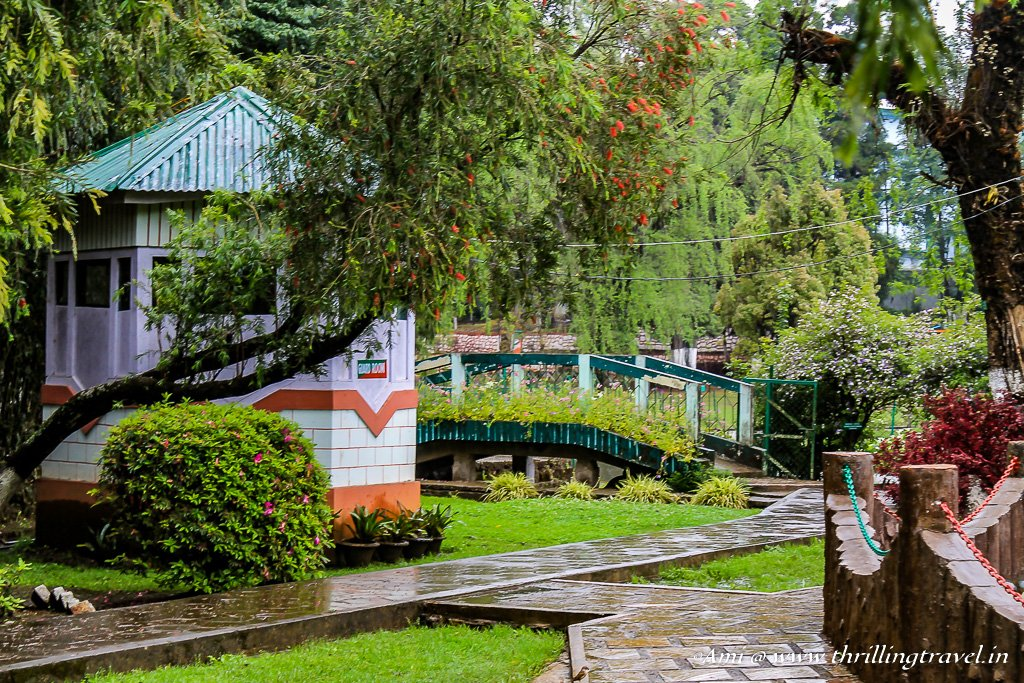 Lady Hydari Park in Shillong