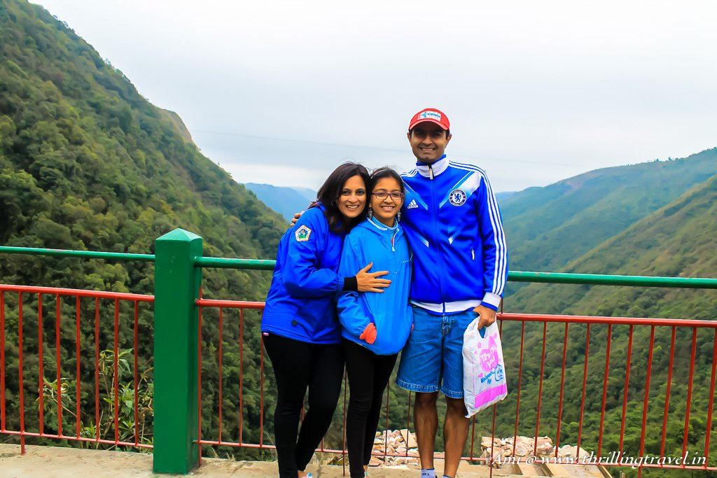 Travel Flashback 2017- At Sohra in Meghalaya