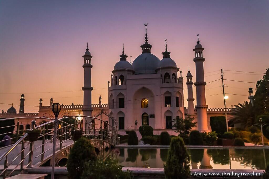 The mini Taj at Chota Imambara, Lucknow