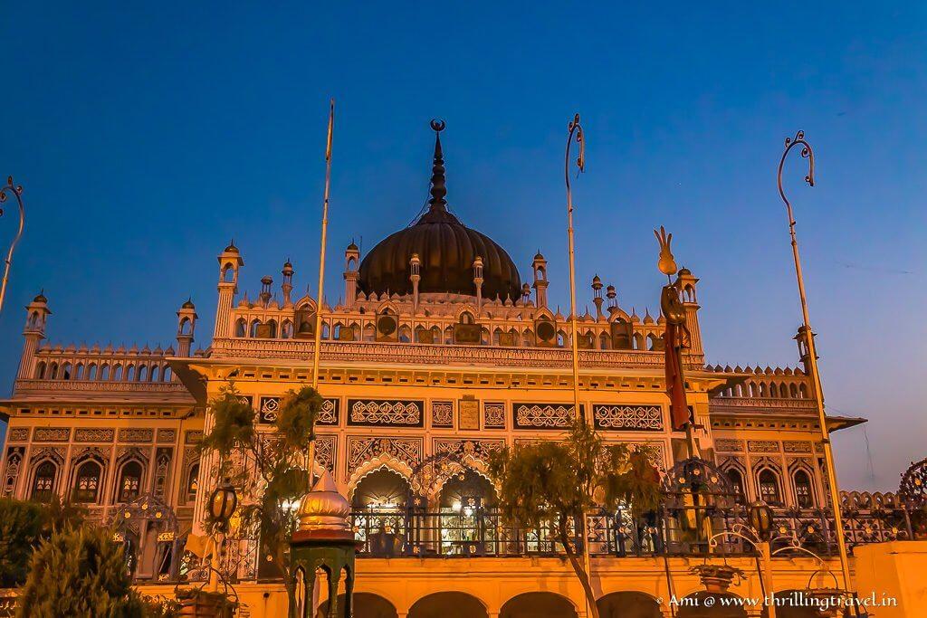 The Jewel in the Night - Chota Imambara
