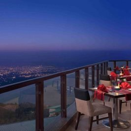 Sterling Holidays - Mussoorie with the Diner that treats you to the Winter Line