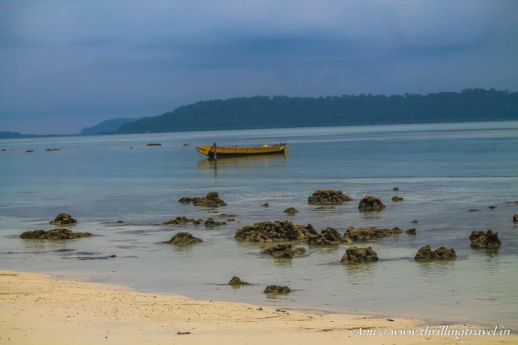 Kalapathar Beach, Havelock Islands, Andamans