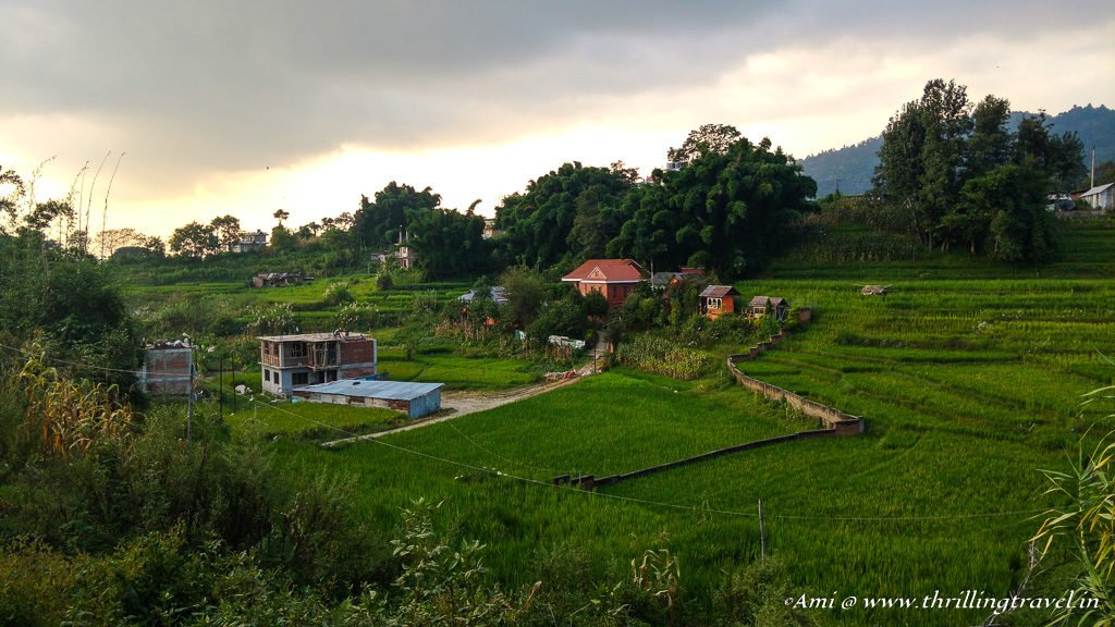 The Quaint Village Feel of Nagarkot