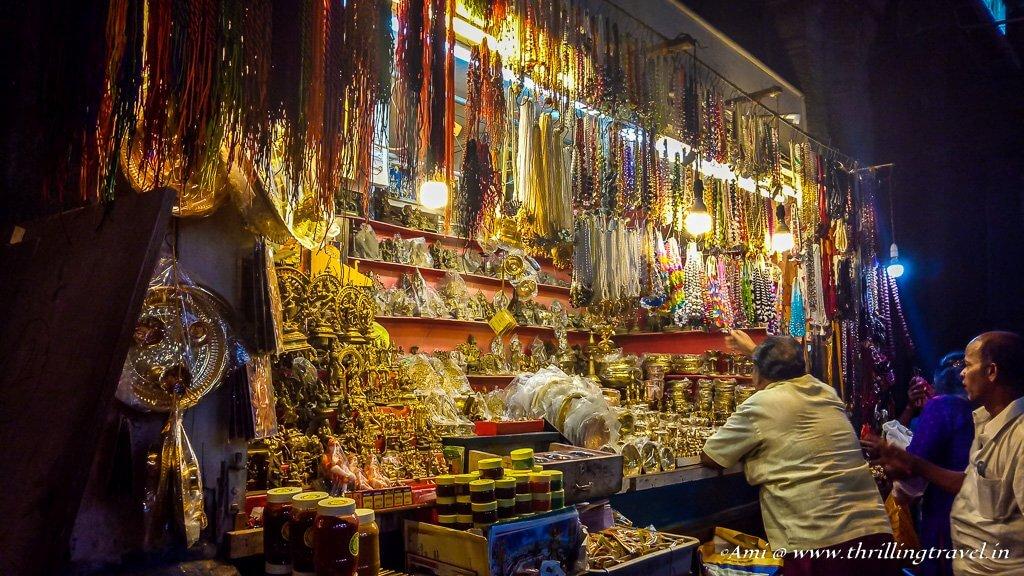 Shops of Meenakshi Temple