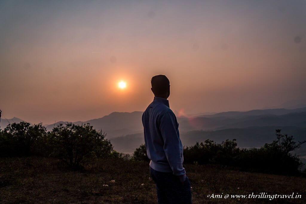 Sunset Point at Sakleshpur