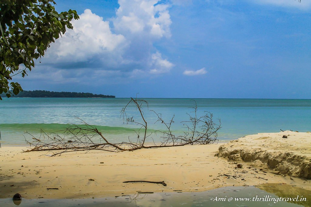 Vijaynagar Beach at Havelock Island