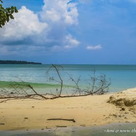 Vijaynagar Beach at Havelock Island