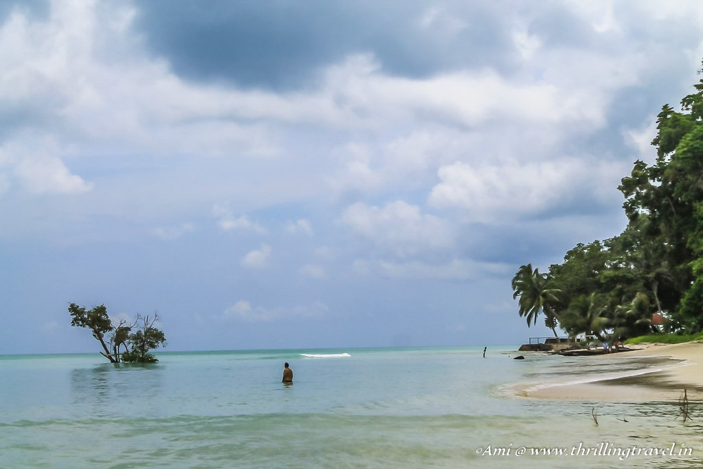 Vijaynagar Beach on Havelock Island
