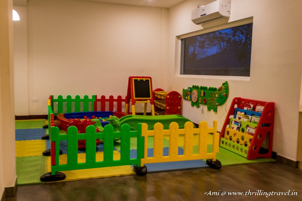 Fun for kids at RCI affliated properties