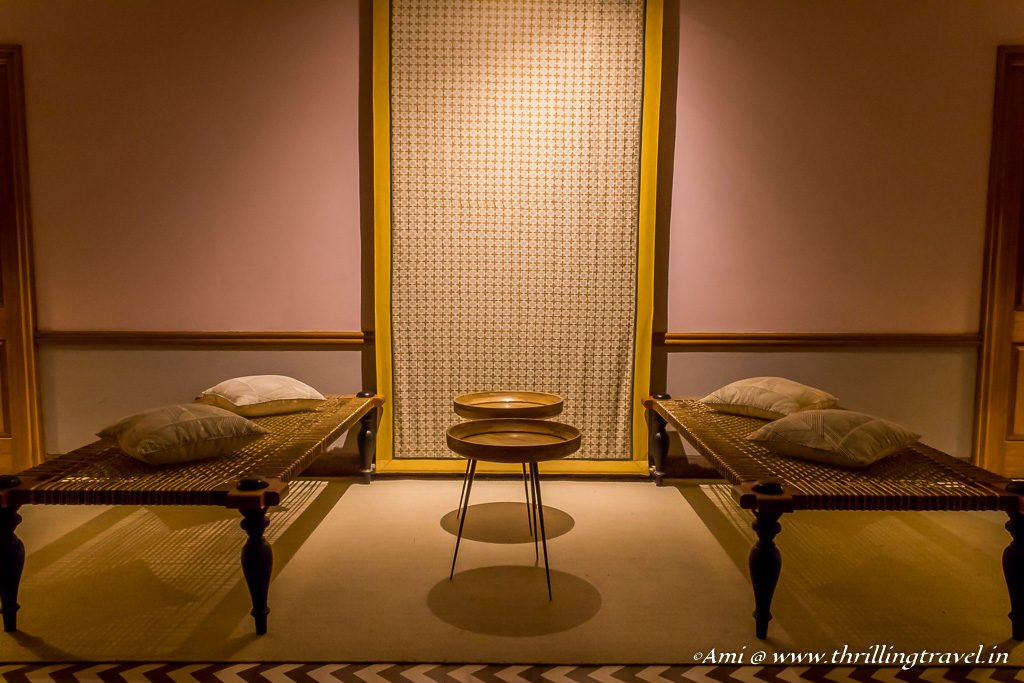 The little Rajasthani touch to the contemporary interiors