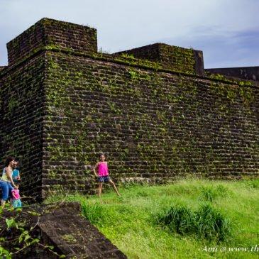 Forts in Kerala