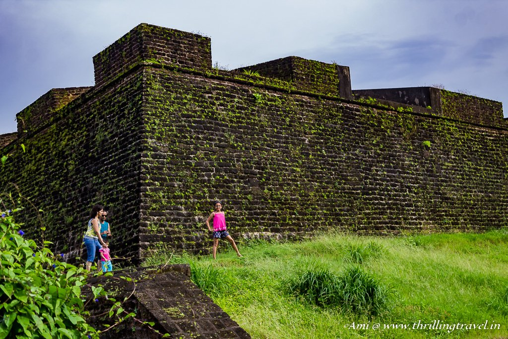 Kannur Fort - One of the Forts in Kerala