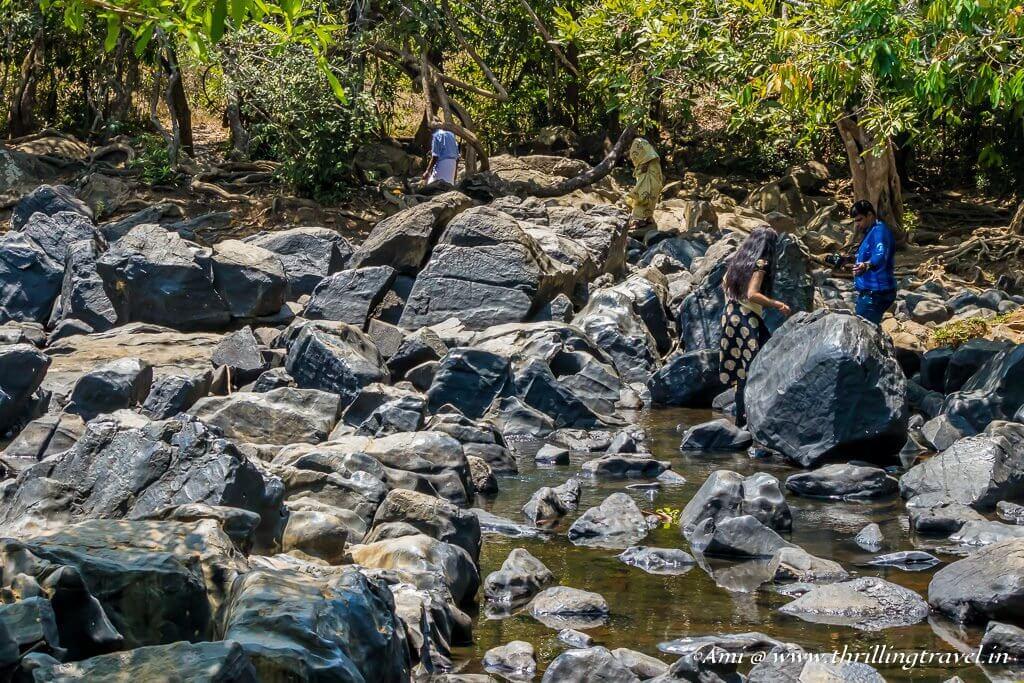 Rocky Crossover at Kuruva Island