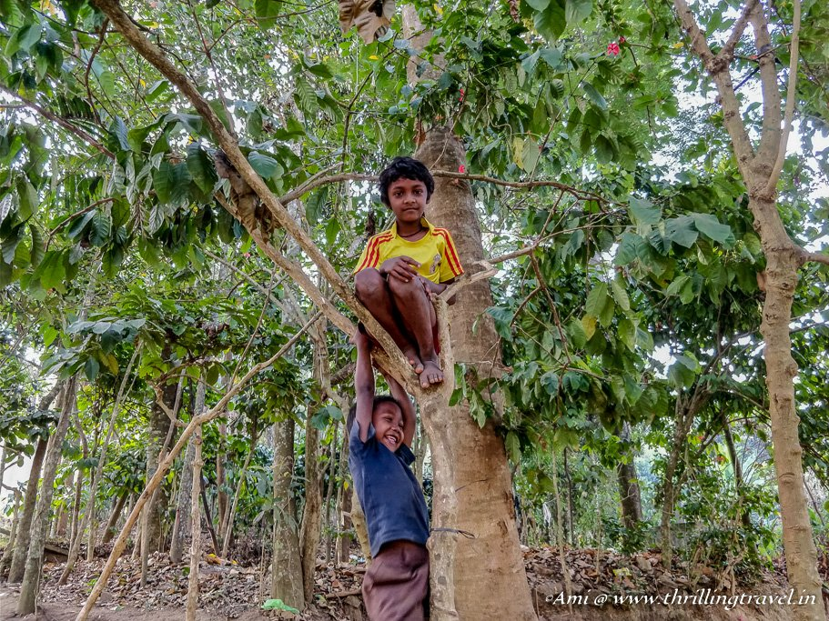 Discovering local tribes as a part of the experience offered by Sterling Holidays Wayanad