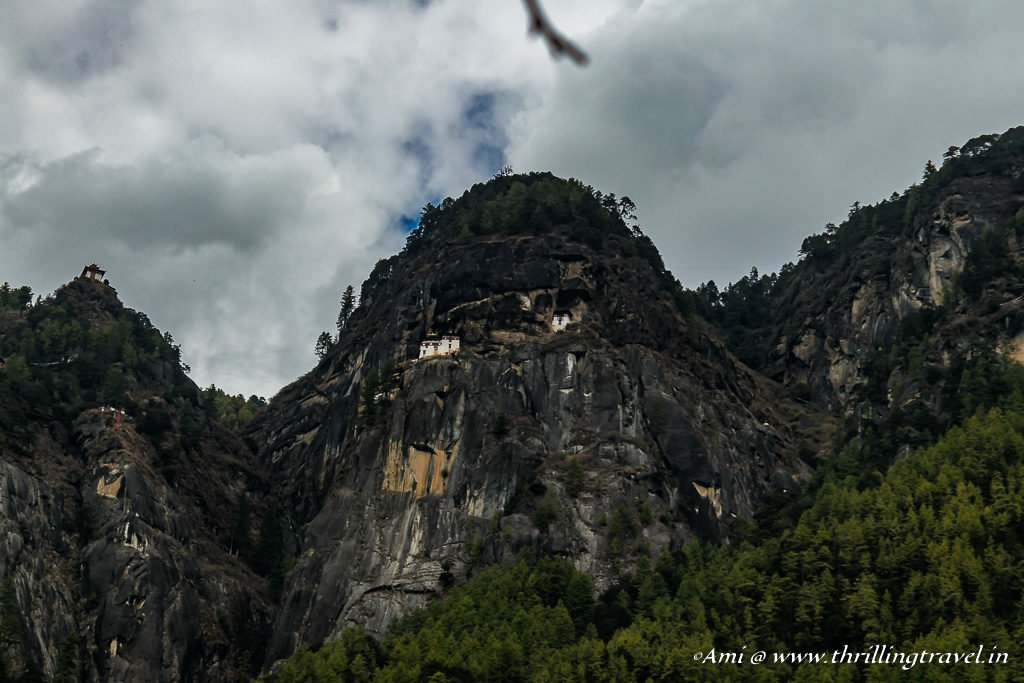 Can you see the face of the Guru Rinpoche in this mountain?
