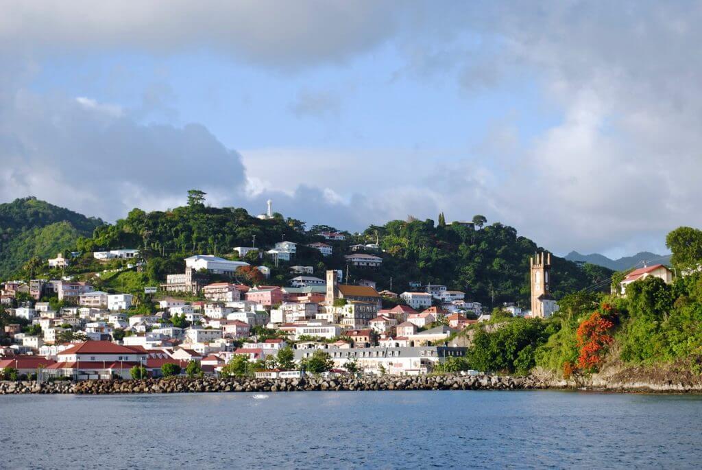Grenada in Caribbean