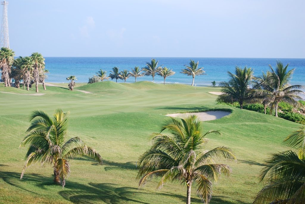 Golf by the Sea - Jamaica, Caribbean