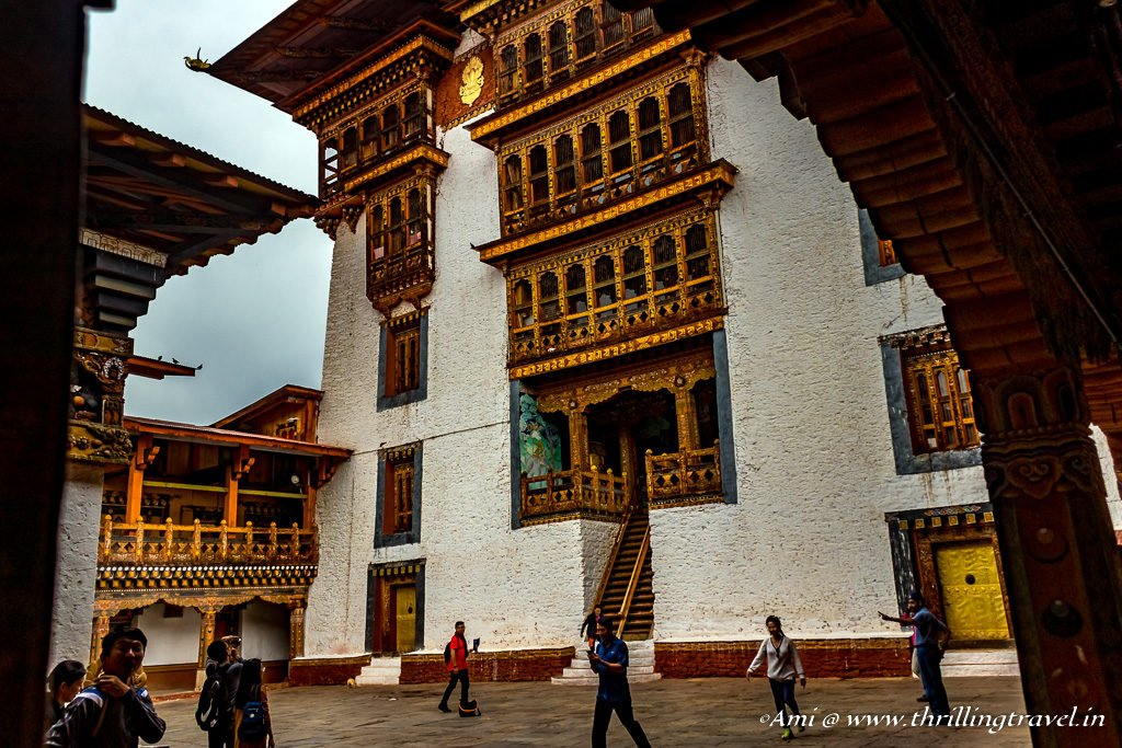 The 2nd Dorchey of Punakha Dzong, Bhutan