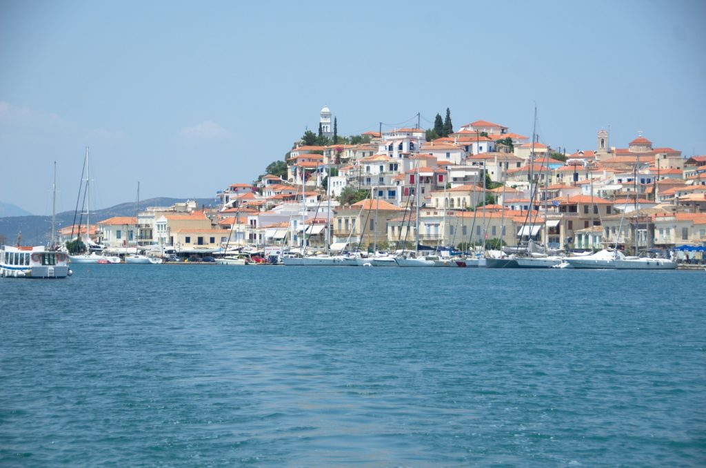 Aegina, Poros and Hydra