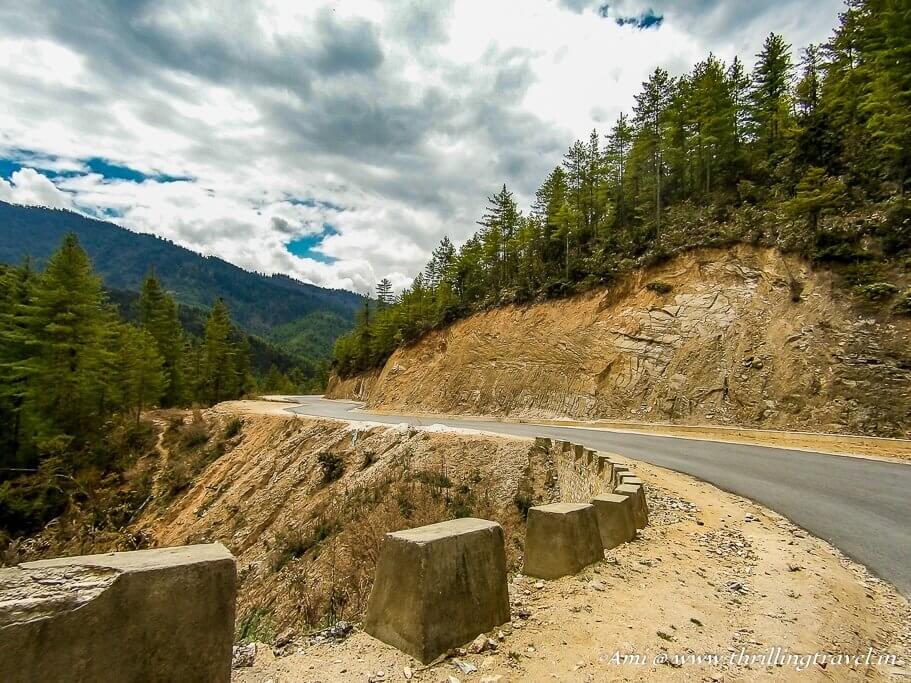 Roads of Bhutan