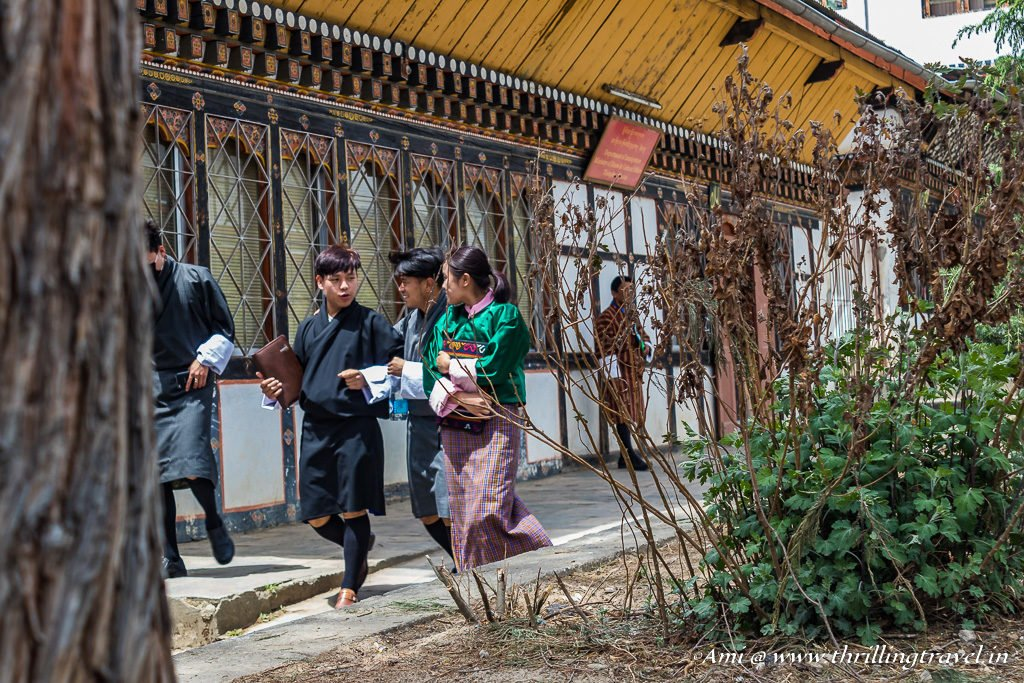 Bhutan Travel Guide to Permits - The Thimphu office for Route Permits