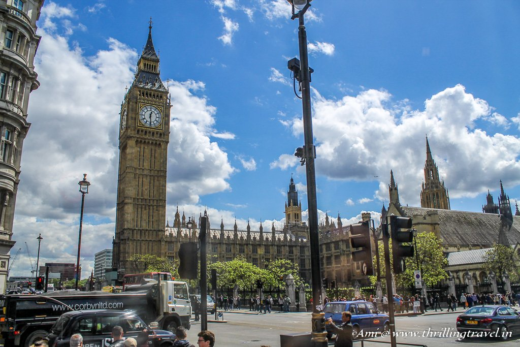 Things to Do in London - Head to Big Ben
