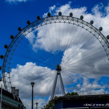 A walk along the South Bank in London