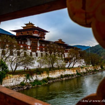 The Majestic Winter Capital of Bhutan – Punakha Dzong