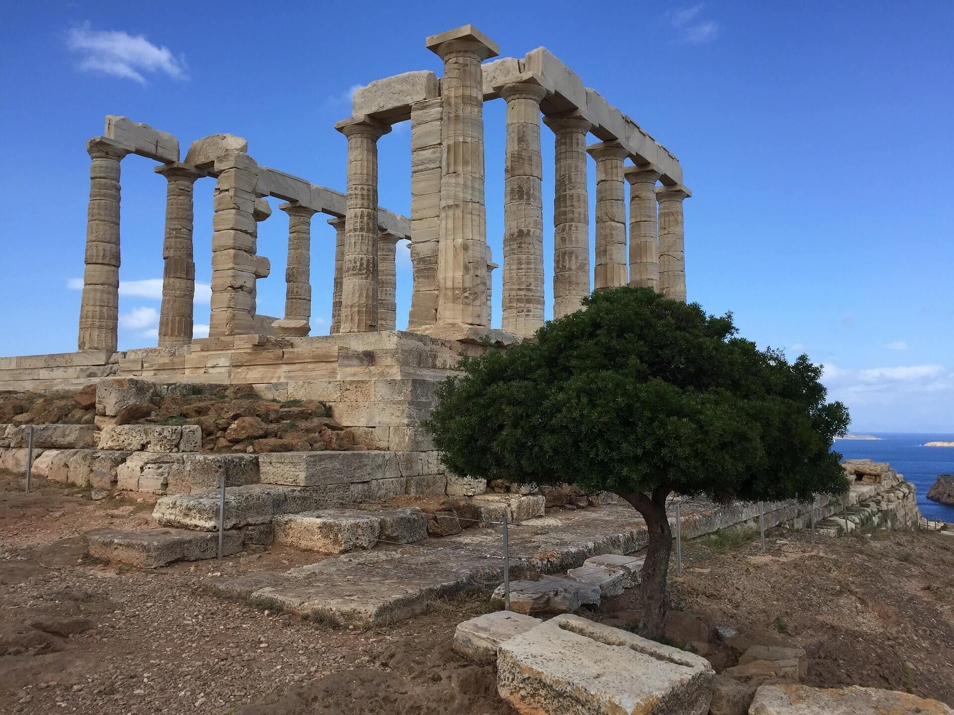 Day Trip to Athens - Temple of Poseidon