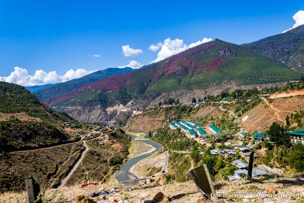 Drive through Wangdue Valley to Phobjikha