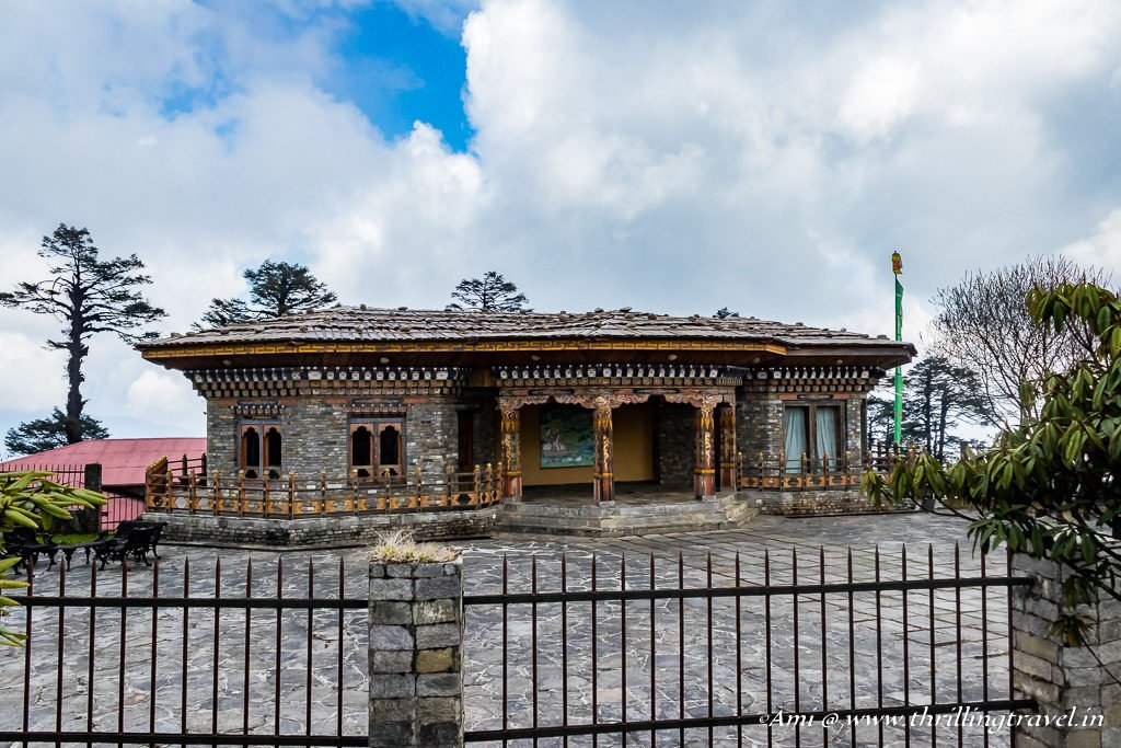 Royal Guesthouse of Dochula Pass, Bhutan