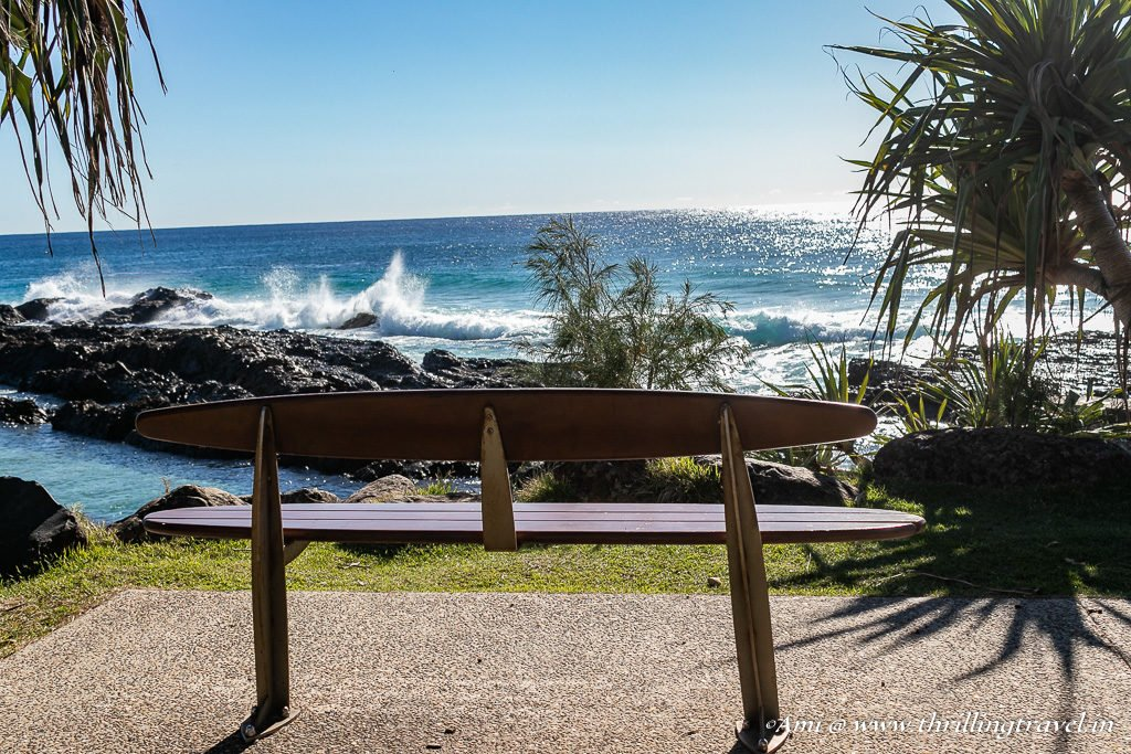 Beaches of Gold Coast - Kirra Beach