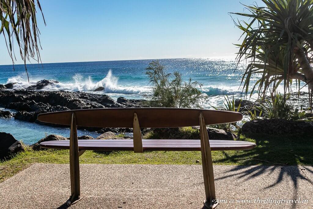 Beaches of Gold Coast - Kirra Beach