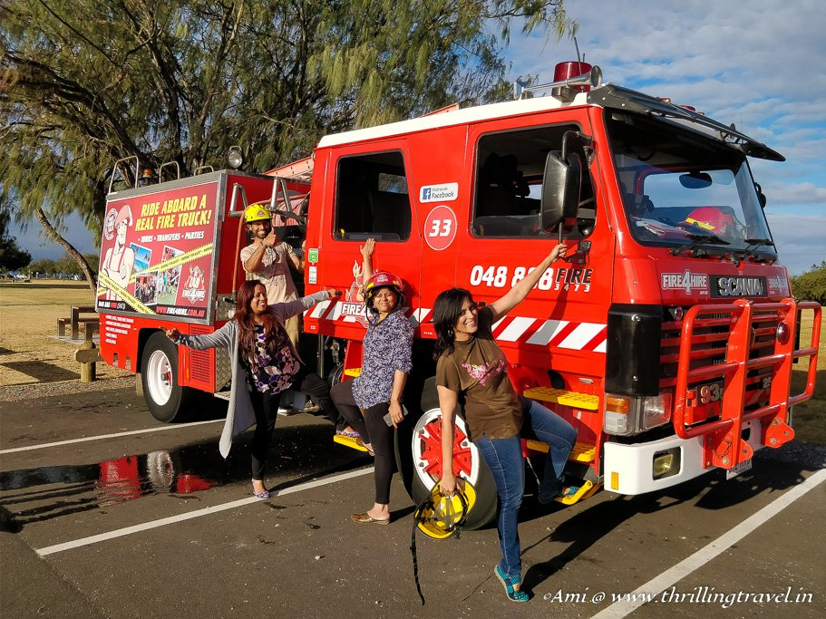 Things to do in Gold Coast - Fire4Hire