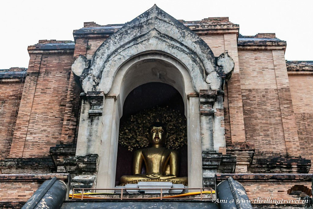 Black Jade Buddha at Wat Chedi Luang