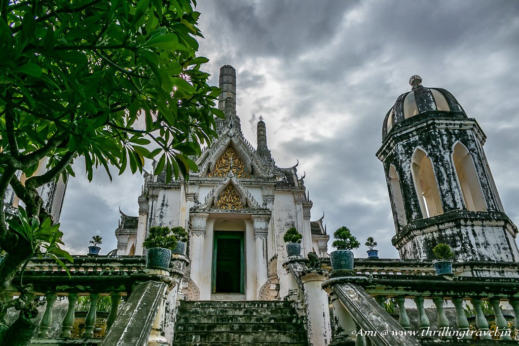 The Royal Temple of the Khao Wang Palace