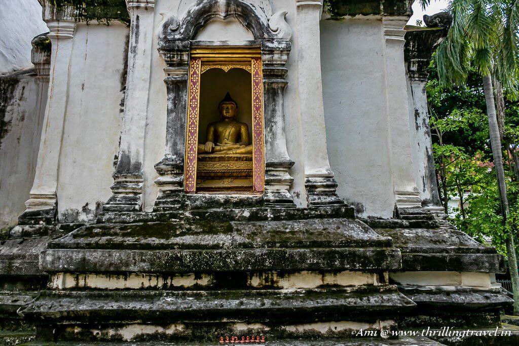 Kulai Chedi at Wat Phra Singh