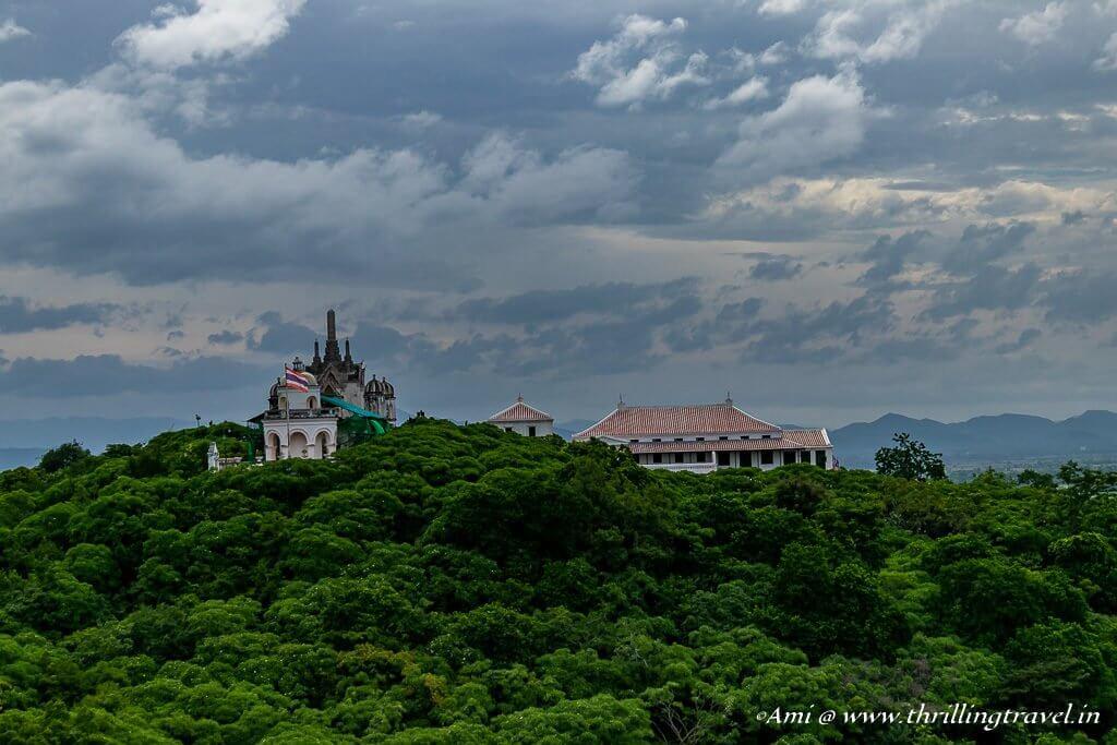 Phra Nakhon Khiri or the Khao Wang Palace in Phetchaburi, Thailand