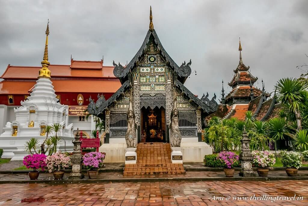 Smaller Viharn of Wat Chedi Luang