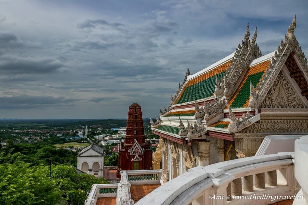 Wat Phra Kaew Noi in Khao Wang Palace