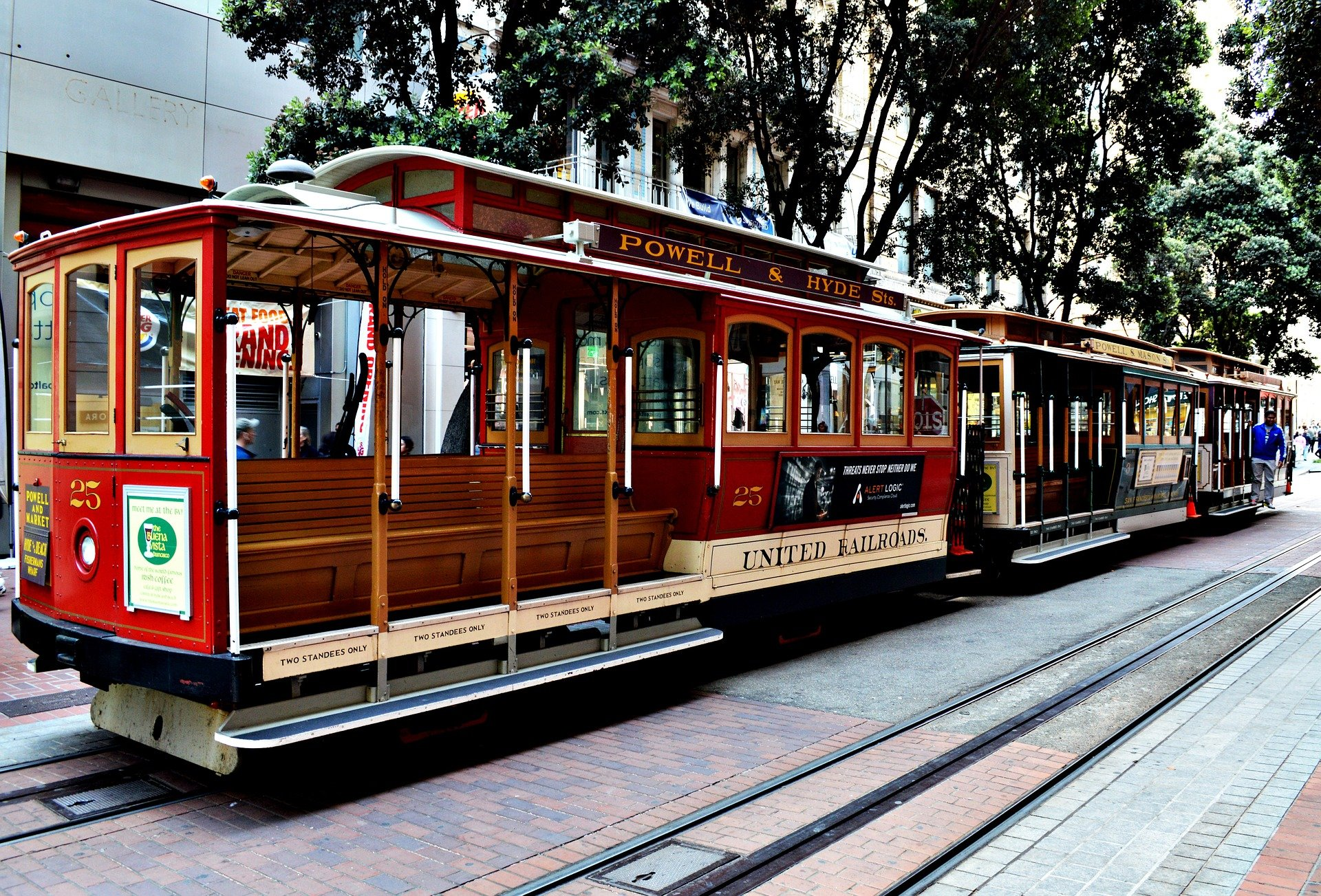 Cable Car - Things to do in San Francisco